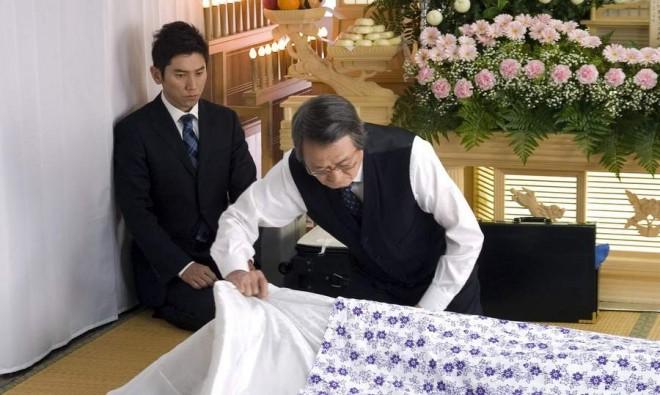 Departures (Okuribito) (2008)